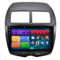 10.2 ''quad core android 4.4 radio de coche para mitsubishi asx 2010 2011 2012 2013 2014 2015 Con Estéreo GPS Car Audio PC Sin DVD