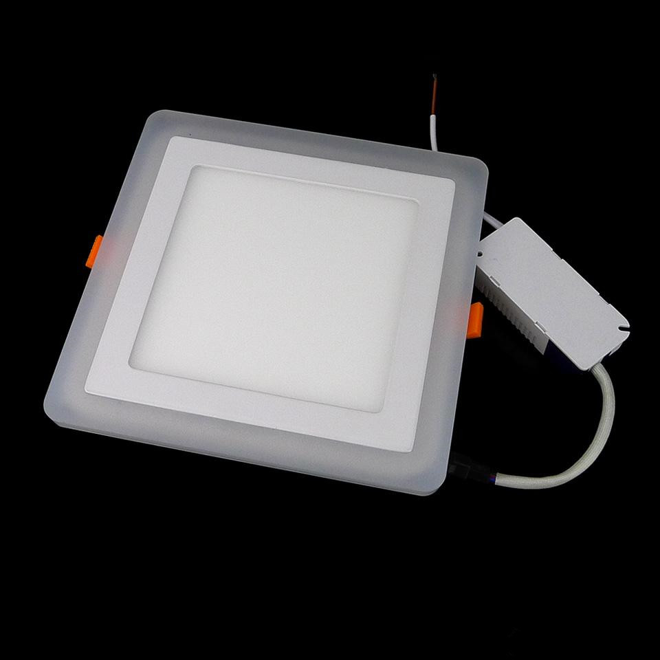 Dual Color Panel Downlight 8_