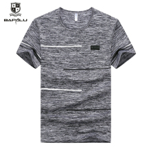 Summer new men t shirt size 5XL 6XL 7XL 8XL 9XL tshirt Men's round neck Slim fit casual stitching shirt t shirts ropa de hombre мужская футболка bigguy 2xl 5xl 7xl 2015 t ctx 01