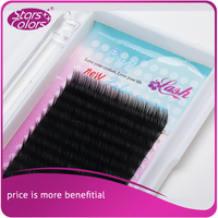 3 Boxes Lot 18 Lines Eyelash Natural False Mink Eyelashes Fake Lashes Makeup Extension Eyelash Thick