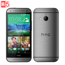"""Unlocked HTC one M8 Original cell phones Quad-Core 2G RAM 32GB ROM Android 4.4 WIFI 5.0"""" IPS GSM 3G LTE network free shipping"""