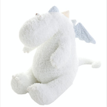 40CM Soft and lovable Dragon Plush Toys, Simulation Dinosaur Stuffed Baby To Accompany Sleep Toys  toys for children