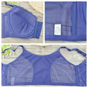 Image 5 - YAVO SOSOชุดชั้นในเซ็กซี่ผู้หญิงBras Plusขนาด110DEFขนาดใหญ่ถ้วยBreathableเสื้อกั๊กด้านหน้าFastenerชุดชั้นในสตรี