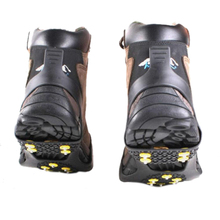 man Over Shoe Anti Slip Snow Shoes Ice Gripper Crampons Cleats L