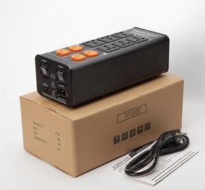 Image 5 - 2020 AUDIOWALLE TP1000 جديد لتنقية الطاقة وصلات صوت مرشح الطاقة مع عرض الجهد LED