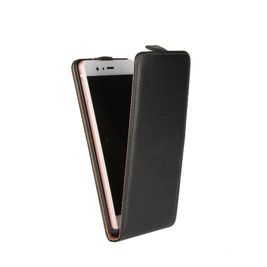 Kasus Penutup untuk Huawei P8 Lite P9 Lite P6 Balik Kulit Tas Ponsel - Aksesori dan suku cadang ponsel - Foto 2