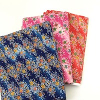 Upholstery Cotton Fabric Patchwork For Diy Felt Crafts Printing Materiasl Knit Apparel Sewing Fabric Textile Tissu
