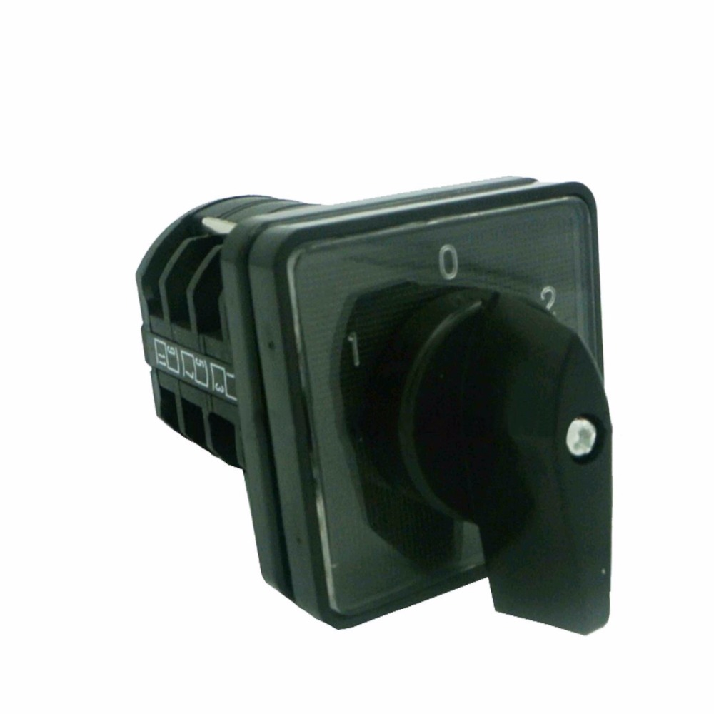 LW8-10D404/3B Universal Change-over Switch One-way Motor Positive And Negative Start To Break Off universal change over switch lw26 32a 1