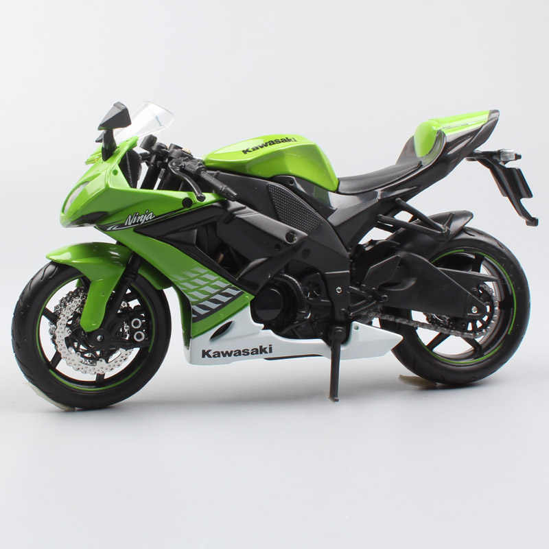 Detail Feedback Questions About 112 Scale Maisto Kawasaki Ninja Zx