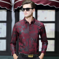 Camisas Rushed Time-limited 2016 European Style Casual Shirt Polka Dot Men Long Sleeve Slim Fit Camisa Masculina Plus Size 3xl
