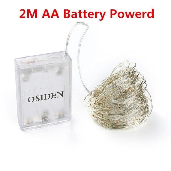 2M 20ledAA Battery