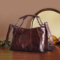 Cobbler Legend Genuine Leather Luxury Authentic Handbags Designer Crossbody Bag Women's Shoulder Tote Bag Brand Bolsos Luxuosas