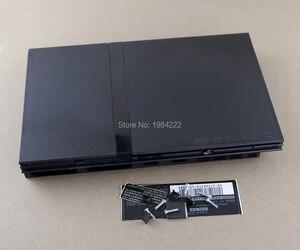 Image 5 - Ocgame高品質PS2のためのスリム7ワット70000 7000Xコンソールカバーとラベル