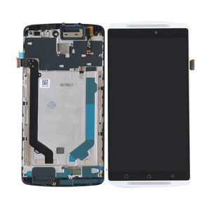 Image 2 - Original M&Sen For Lenovo K4 Note A7010 A7010a48 LCD Screen Display+Touch Panel Digitizer For Vibe X3 Lite K51c78 X3L Lcd Frame