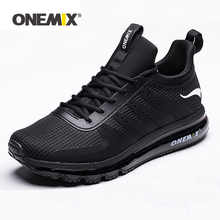 ONEMIX Women Sneakers Air Cushion Original Sports Shoes Fashion Athletic Outdoor Jogging Walking Woman Winter Running Shoes onemix women s running shoes knit mesh vamp lightweight run sneakers woman cushion for outdoor jogging walking red gold white