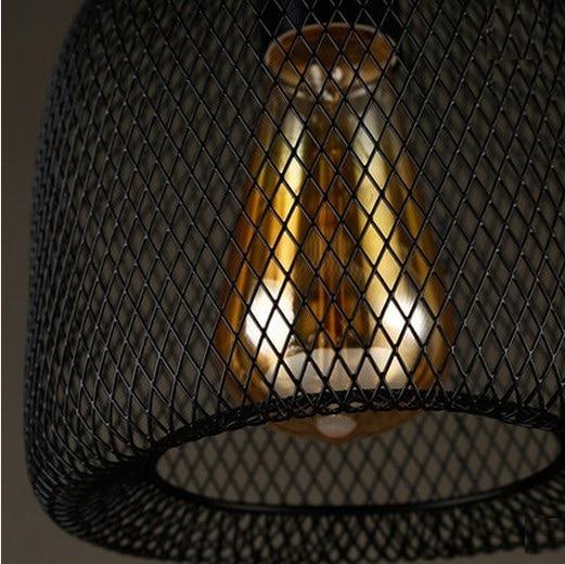 Aliexpress.com : Buy Edison Loft Style Wire Mesh Droplight ...