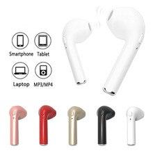 i7 i7s In-Ear Bluetooth Earphone Mini Wireless Headphones Earpiece Handsfree Headset
