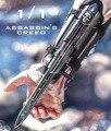 1:1 Loco NECA Juguetes Assassins Creed 4 Cuatro Bandera Negro pirata Hoja Oculta Edward Kenway Cosplay Figura de Acción de Regalo Modelo CSCB