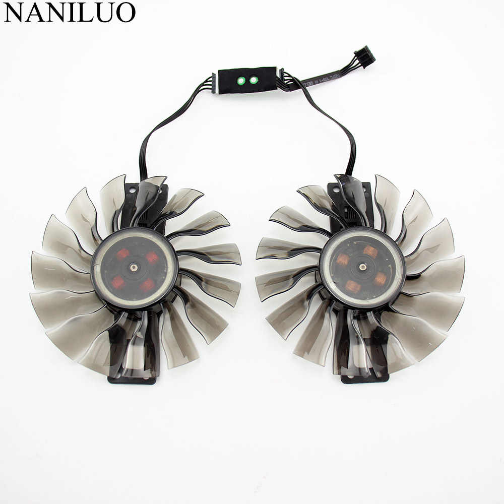 NEW 90mm GeForce GTX 1060 SuperJetStream GTX 1070 Cooler Fan cho Palit GeForce GTX1080 Ti GTX 1070/1080 GameRock GTX1060 thẻ