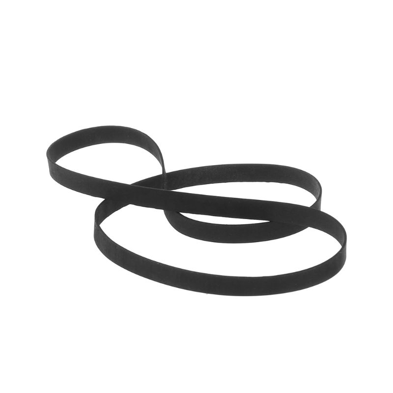 Drive Belt Rubber Turntable Transmission Strap 5mm 4mm Replacement Accessories Phono Tape CD F42D