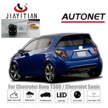 JiaYiTian камера заднего вида для Chevrolet Aveo T300/Sonic CCD/ночное видение/резервная камера/камера заднего вида