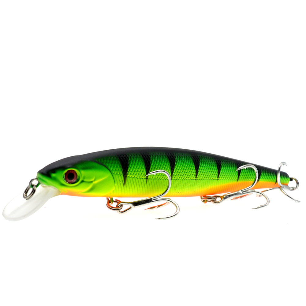 Image 2 - WLDSLURE  Best Quality Fishing Wobbler 24g/140mm Sinking Minnow Pike Bass Fishing Lures peche isca artificial-in Fishing Lures from Sports & Entertainment