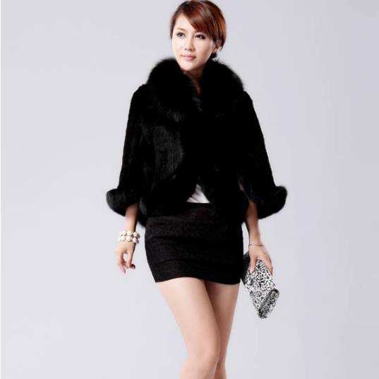 Inverno Nero Artificiale Hiver Faux Di Pelliccia Cappotto Donne Outwear Caldo Finta Delle Del Manteau Femme Q967 2019 Giacca pOPxOIq