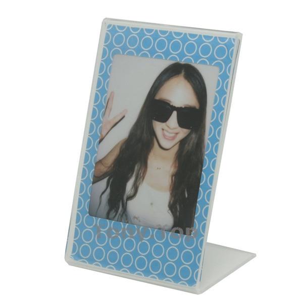 aliexpresscom buy fujifilm instax mini album frame bundles setincluded3 l model photo frame blue diamond style instax mini album from reliable