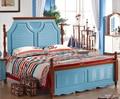 Mediterranean style bedroom furniture 0409-306