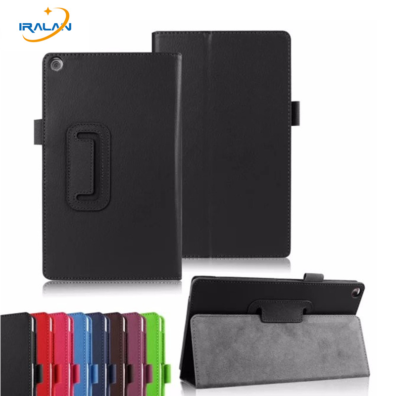 Hot Sales fashion Ultra-thin Case For ASUS Zenpad 8.0 Z380 Z380KL Z380C 8 inch Stand Litchi PU Leather Cover Tablet shell+stylus