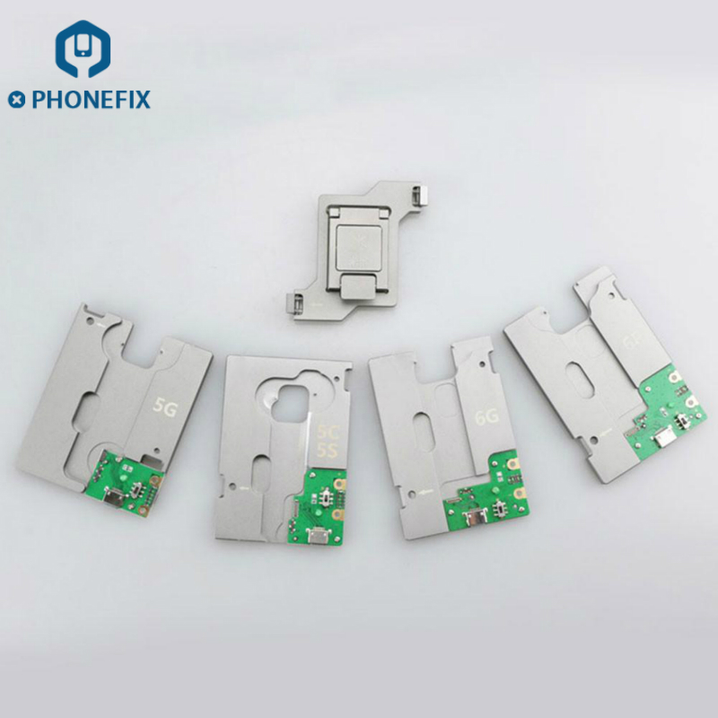 PHONEFIX MJ 860 5 in 1 NAND Programmer Fixture HDD Hard Disk NAND Flash Memory Chip