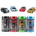 Remote Control Coke RC Car toys Jar Truck Mini pop-top cars RC Car 4 colors random delivery Electronic kids boy Birthday toys