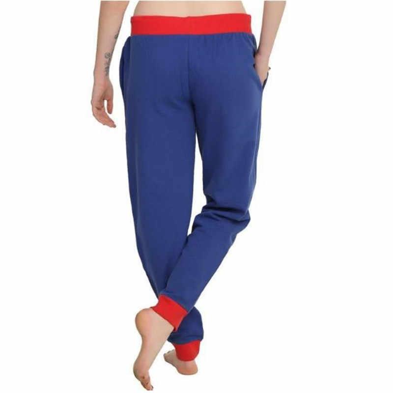 BOOCRE фильм чудо-женщина косплей тренировочные женские брюки