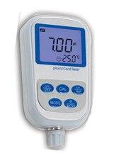 Portable pH ORP Conductivity TDS Salinity Resistivity Meter Tester Monitor Analyzer Intelligent Functions