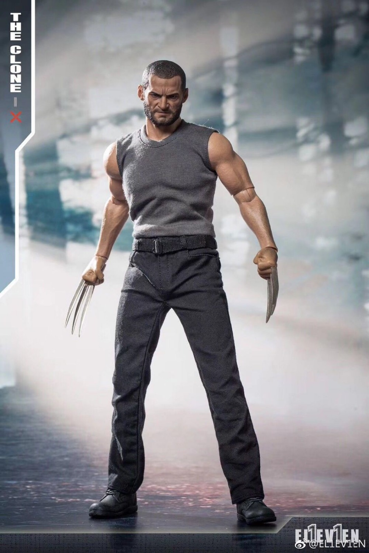 X Men Origins Wolverine Logan suit Hugh Jackman