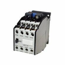 "35 מ""מ מסילת DIN הר Contactors 4NC 4NO 24 V 36 V 110 V 220 V 380 V 50Hz וולט סליל Ith 10A מנוע AC מגעון ממסר Starter JZC1 44"