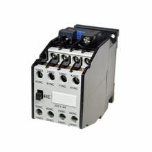 35mm DIN Rail Mount Magneetschakelaars 4NO 4NC 24 V 36 V 110 V 220 V 380 V 50Hz Coil Volt Ith 10A AC Motor Hulprelais Starter JZC1 44