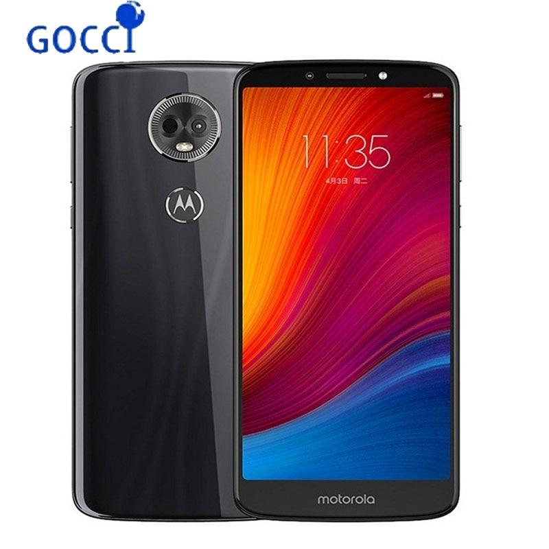 Motorola Snapdragon 430 E5 PLUS 4G LTE 64GB Bluetooth 5.0 Octa Core Fingerprint Recognition