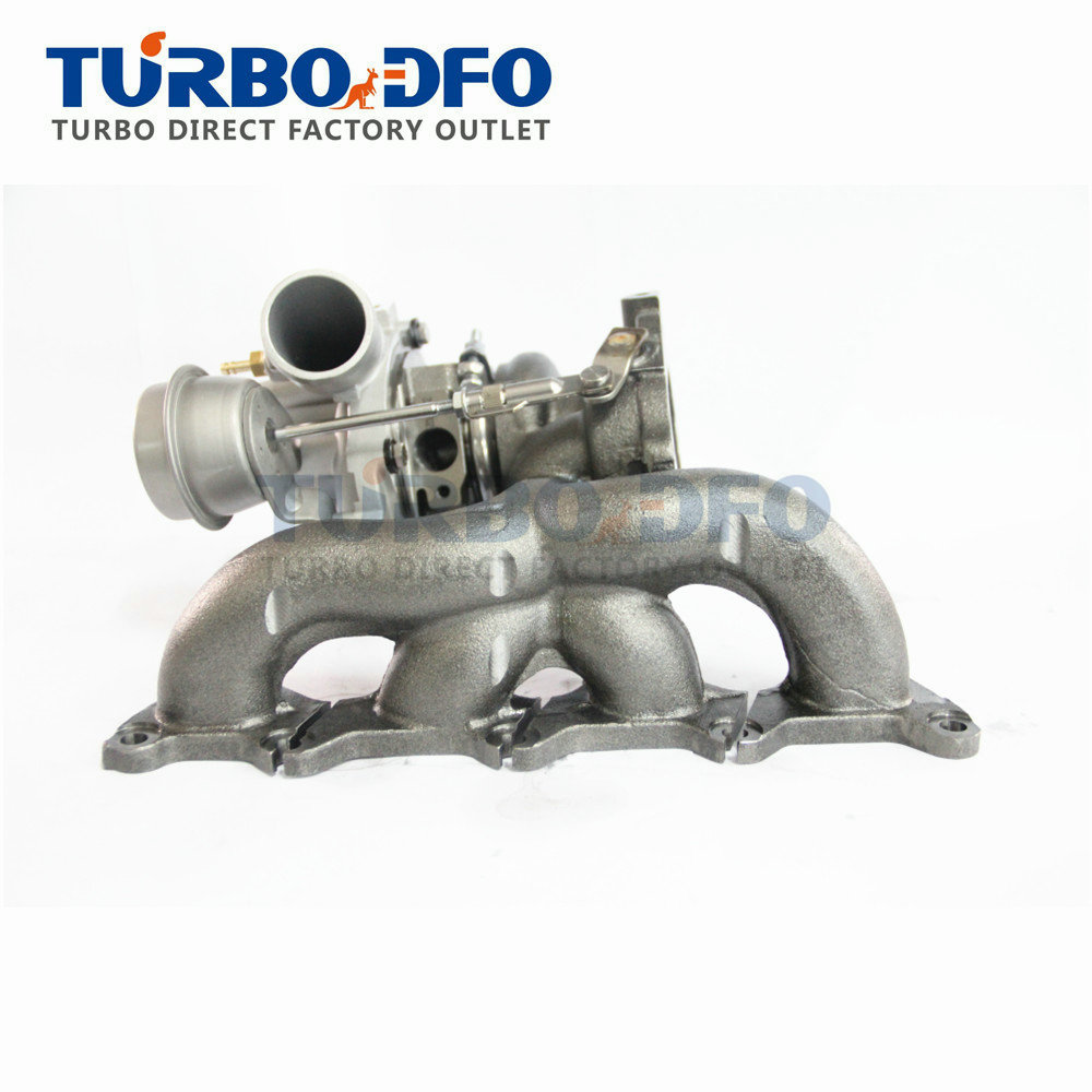 Turbo charger New K03 turbine 53039880248 53039880150 for VW Polo V Scirocco Tiguan 1.4 TSI BWK CAVE 03C145701T / 03C145701K k03 vw golf v vi polo v scirocco touran tiguan 1 4 tsi 2005 2008 turbo charger cartridge core chra 53039880150 03c145702p