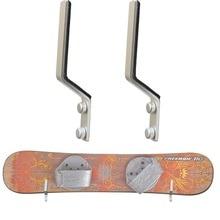 Стойка для хранения сноуборда-подходит для большинства сноубордов (не толще 30 мм)-без доски