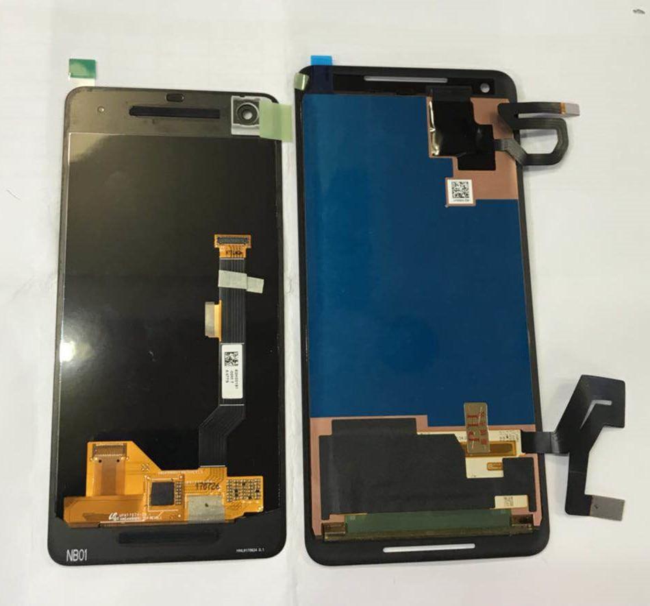 Pour HTC google pixel 2 XL google pixel 2 Axisinternational LCD écran Affichage + Tactile Digitizer pour google pixel 2 2XL + outils