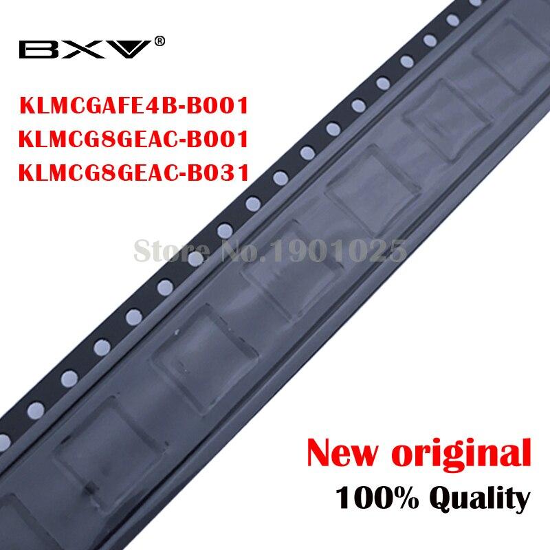 KLMCGAFE4B-B001 KLMCG8GEAC-B001 KLMCG8GEAC-B031 emmc 64G 100%New BGAKLMCGAFE4B-B001 KLMCG8GEAC-B001 KLMCG8GEAC-B031 emmc 64G 100%New BGA