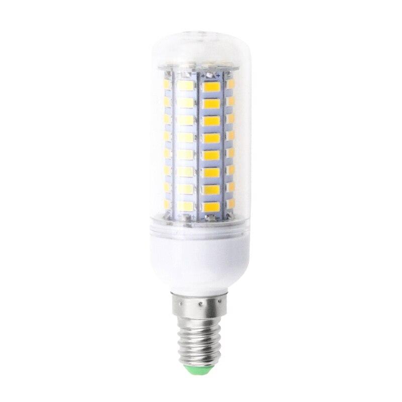 LED Lamp Corn Bulb 220V SMD 5730 e14 LED Light 24 36 48 56 69 72leds 3W 5W 7W 12W 15W 18W 20W 25W Candle light LEDs Chandelier vbs real wattage 25w 35w 45w led lamp corn bulb 110v 220v e27 aluminum fan cooling 5730 smd led spot light corn light bulb