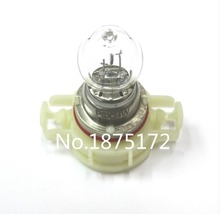 1Pcs PSX24W 4300K Car Bulbs Head Lamps Fog halogen Lamp DC12V 24W Automotive Clear Glass Halogen Bulbs