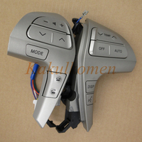 84250 06180 8425006180 Steering PAD Control Switch For Toyota Camry ACV40L ACV41L AHV41L