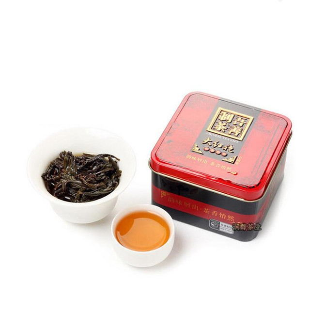 Chinese Dahongpao Superior Oolong Tea Organic Dahongpao Black Tea To Loose Weight China Green Food Gift Package