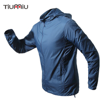Tactical Lightweight Windproof Jacket Summer Sun Clothing Breathable Thin Men Fast Drying Raincoat Army Skin Jackets