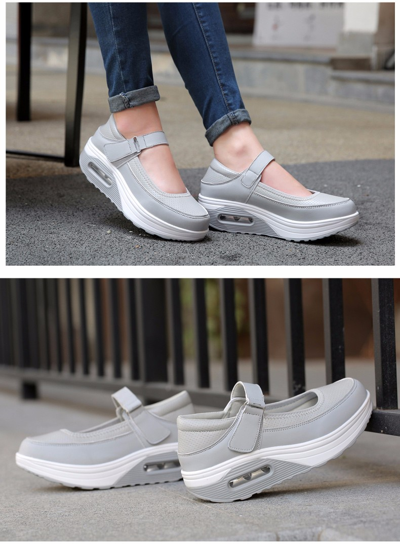 Mary Janes Style Women Casual Shoes Fashion Low Top Platform Shoes zapatillas deportivas mujer Breathable Women Trainers YD129 (13)