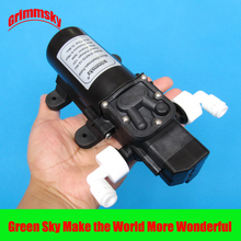 3L/Min 30W 12v automatic water booster pump
