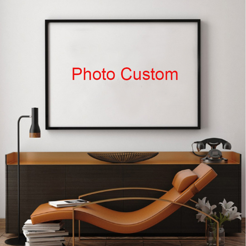 Top Wall Deocr Canvas Painting Abstract poster Modern Printed Oil Pictures Beauty In Home Living Room No Frame or framed in Painting Calligraphy from Home Garden